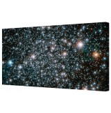 Milky Way Scorpius Deep Space Canvas Wall Art Picture