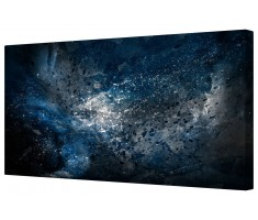 Orion Nebula Abstract Framed Canvas Wall Art Picture