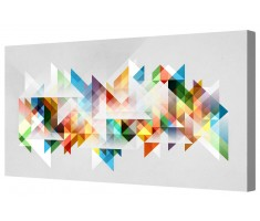 Abstract Pattern Canvas Wall Art Picture